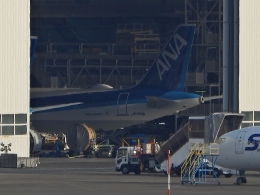 チャレンジャーさんが、羽田空港で撮影した全日空 A321-272Nの航空フォト(飛行機 写真・画像)