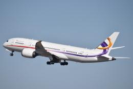 turenoアカクロさんが、羽田空港で撮影した金鹿航空 787-8 Dreamlinerの航空フォト(飛行機 写真・画像)