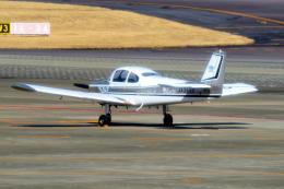 yabyanさんが、名古屋飛行場で撮影したスカイシャフト FA-200-180 Aero Subaruの航空フォト(飛行機 写真・画像)