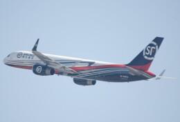 takikoki50000さんが、関西国際空港で撮影したSF エアラインズ 757-236(PCF)の航空フォト(飛行機 写真・画像)