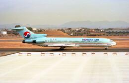 @たかひろさんが、名古屋飛行場で撮影した大韓航空 727-281/Advの航空フォト(飛行機 写真・画像)