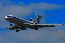 kengo.k@RJFTさんが、福岡空港で撮影したウラジオストク航空 Tu-154Mの航空フォト(飛行機 写真・画像)