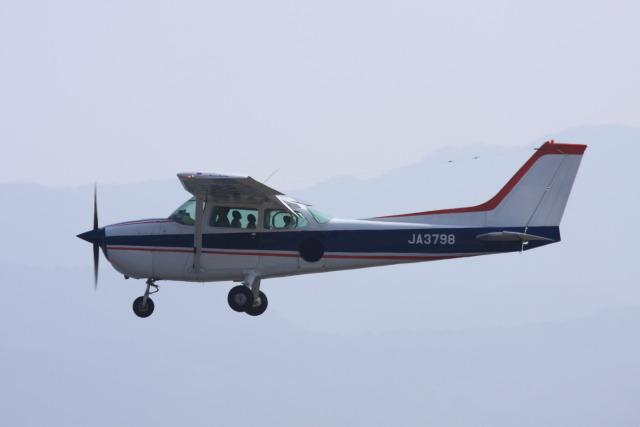 kengo.k@RJFTさんが、熊本空港で撮影した日本法人所有 172Lの航空フォト(飛行機 写真・画像)