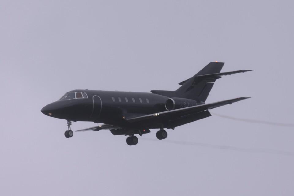 Mr.boneさんのアメリカ企業所有 Raytheon Hawker 800/1000 (N800NJ) 航空フォト