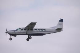 Mr.boneさんが、成田国際空港で撮影した共立航空撮影 208B Grand Caravanの航空フォト(飛行機 写真・画像)