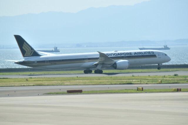 kumagorouさんが、中部国際空港で撮影したシンガポール航空 787-10の航空フォト(飛行機 写真・画像)