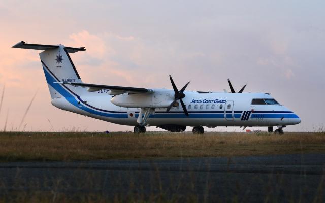 CL&CLさんが、奄美空港で撮影した海上保安庁 DHC-8-315 Dash 8の航空フォト(飛行機 写真・画像)