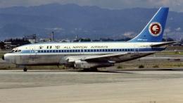 cathay451さんが、伊丹空港で撮影した全日空 737-281の航空フォト(飛行機 写真・画像)