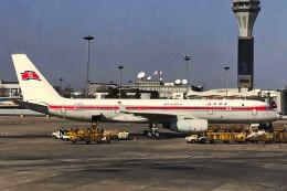 让开我先飞さんが、北京首都国際空港で撮影した高麗航空 Tu-204-100Bの航空フォト(飛行機 写真・画像)