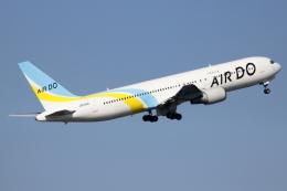 ▲®さんが、羽田空港で撮影したAIR DO 767-33A/ERの航空フォト(飛行機 写真・画像)