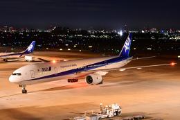 TOPAZ102さんが、伊丹空港で撮影した全日空 777-381の航空フォト(飛行機 写真・画像)