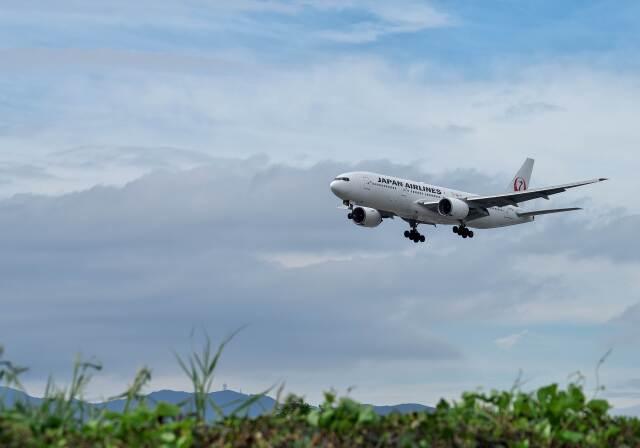 平凡なおっちゃんさんが、伊丹空港で撮影した日本航空 777-246の航空フォト(飛行機 写真・画像)