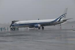 EosR2さんが、鹿児島空港で撮影したアトラン・アヴィアトランス・カーゴ・エアラインズ 737-83N(BCF)の航空フォト(飛行機 写真・画像)