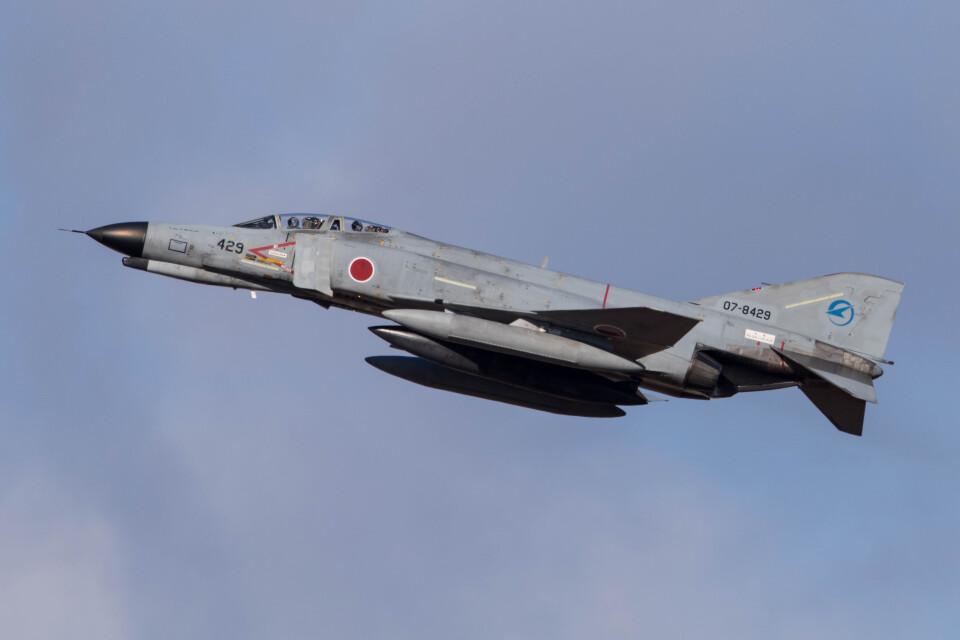 Koenig117さんの航空自衛隊 Mitsubishi F-4EJ Phantom II (07-8429) 航空フォト