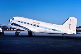パール大山さんが、ハーツフィールド・ジャクソン・アトランタ国際空港で撮影したBo-S-Aire Airlines DC-3Aの航空フォト(飛行機 写真・画像)