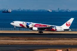 shao804さんが、羽田空港で撮影した日本航空 767-346/ERの航空フォト(飛行機 写真・画像)