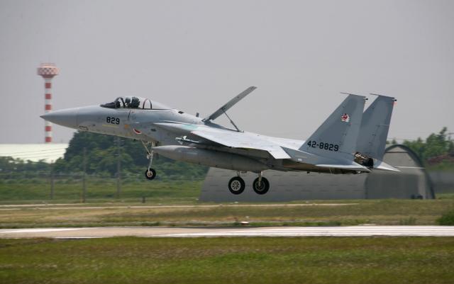 asuto_fさんが、築城基地で撮影した航空自衛隊 F-15J Eagleの航空フォト(飛行機 写真・画像)