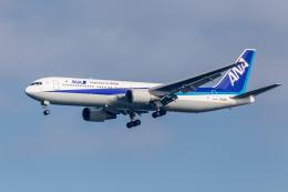 Y-Kenzoさんが、羽田空港で撮影した全日空 767-381の航空フォト(飛行機 写真・画像)