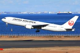 航空フォト:JA652J 日本航空 767-300