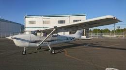 MIHAGINOさんが、大分県央飛行場で撮影した九州航空 172R Skyhawkの航空フォト(飛行機 写真・画像)