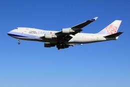 メンチカツさんが、成田国際空港で撮影したチャイナエアライン 747-409F/SCDの航空フォト(飛行機 写真・画像)