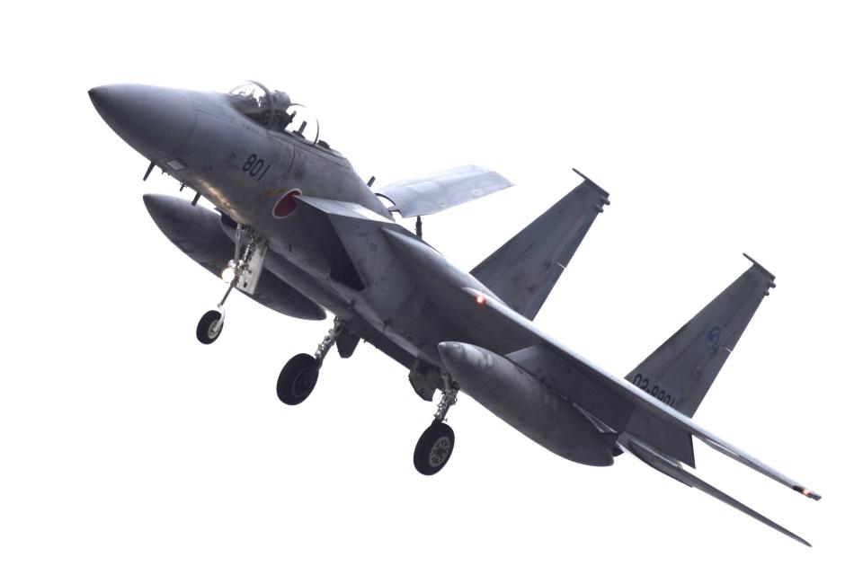 SYさんの航空自衛隊 McDonnell Douglas F-15J Eagle (02-8801) 航空フォト