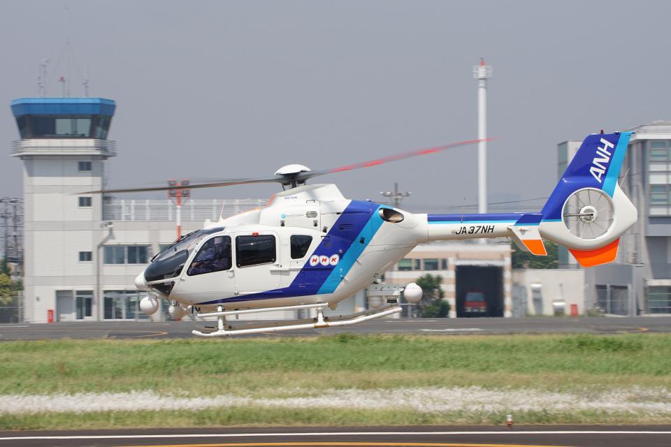 神宮寺ももさんのオールニッポンヘリコプター Eurocopter EC135/635 (JA37NH) 航空フォト