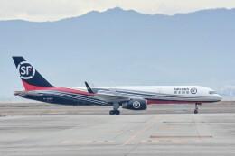 M.Tさんが、関西国際空港で撮影したSF エアラインズ 757-236(PCF)の航空フォト(飛行機 写真・画像)