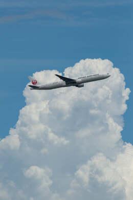 JA8001-Fujiさんが、羽田空港で撮影した日本航空 777-346の航空フォト(飛行機 写真・画像)