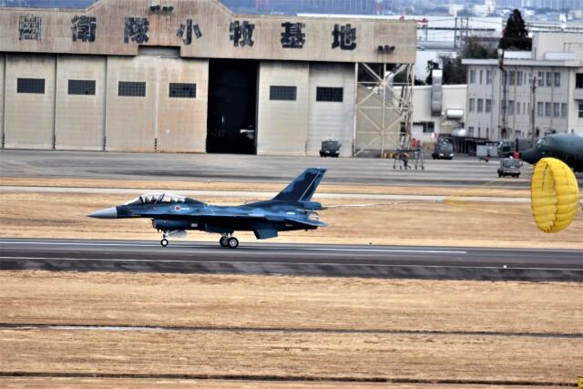 MSN/PFさんが、名古屋飛行場で撮影した航空自衛隊 F-2Bの航空フォト(飛行機 写真・画像)