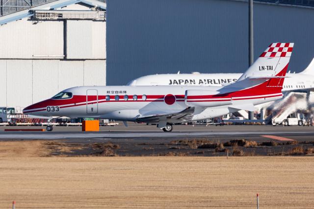 (新)ふぁんとむ改さんが、成田国際空港で撮影した航空自衛隊 U-680Aの航空フォト(飛行機 写真・画像)