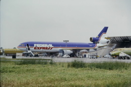 ゴンタさんが、ロングビーチ空港で撮影したフェデックス・エクスプレス MD-11Fの航空フォト(飛行機 写真・画像)