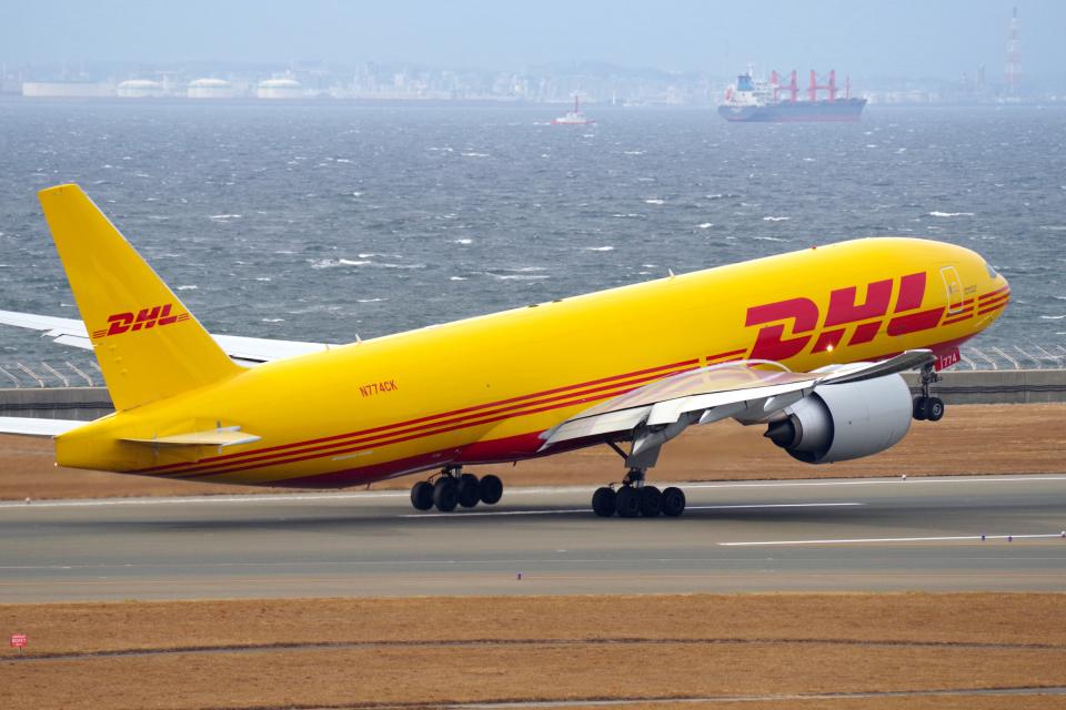 yabyanさんのカリッタ エア Boeing 777-200 (N774CK) 航空フォト