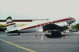 ゴンタさんが、ロングビーチ空港で撮影したMuseum Of Flight Foundation DC-2-118Bの航空フォト(飛行機 写真・画像)