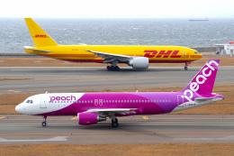 blowgunさんが、中部国際空港で撮影したカリッタ エア 777-F1Hの航空フォト(飛行機 写真・画像)