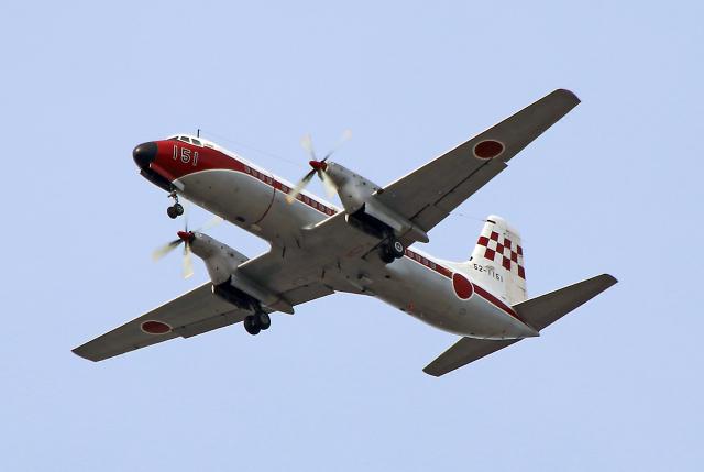 なごやんさんが、名古屋飛行場で撮影した航空自衛隊 YS-11-103FCの航空フォト(飛行機 写真・画像)