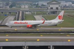 wunalaさんが、クアラルンプール国際空港で撮影したマリンド・エア 737-9GP/ERの航空フォト(飛行機 写真・画像)