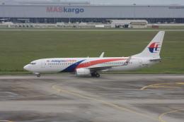 航空フォト:9M-MSB マレーシア航空 737-800