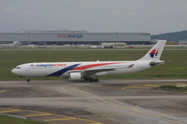 wunalaさんが、クアラルンプール国際空港で撮影したマレーシア航空 A330-323Xの航空フォト(飛行機 写真・画像)