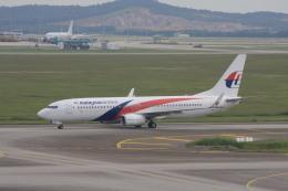 航空フォト:9M-MLS マレーシア航空 737-800