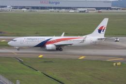 航空フォト:9M-MSE マレーシア航空 737-800