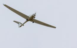 ひげじいさんが、庄内空港で撮影したパスファインダー HK36TTC Super Dimonaの航空フォト(飛行機 写真・画像)