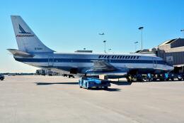 パール大山さんが、ハーツフィールド・ジャクソン・アトランタ国際空港で撮影したピードモント航空 737-247の航空フォト(飛行機 写真・画像)