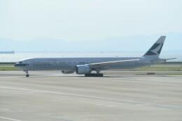 kumagorouさんが、中部国際空港で撮影したキャセイパシフィック航空 777-367/ERの航空フォト(飛行機 写真・画像)