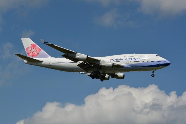 Deepさんが、成田国際空港で撮影したチャイナエアライン 747-409の航空フォト(飛行機 写真・画像)