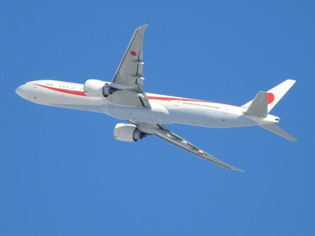 songsさんが、千歳基地で撮影した航空自衛隊 777-3SB/ERの航空フォト(飛行機 写真・画像)