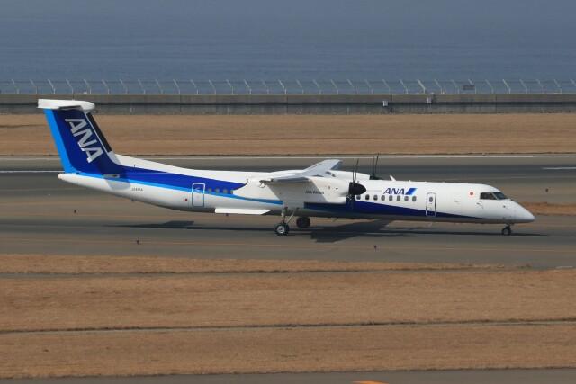 SIさんが、中部国際空港で撮影したANAウイングス DHC-8-402Q Dash 8の航空フォト(飛行機 写真・画像)