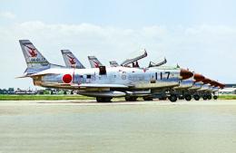 A-330さんが、名古屋飛行場で撮影した航空自衛隊 F-86D-31の航空フォト(飛行機 写真・画像)