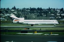 ゴンタさんが、ポートランド国際空港で撮影したデルタ航空 727-232/Advの航空フォト(飛行機 写真・画像)