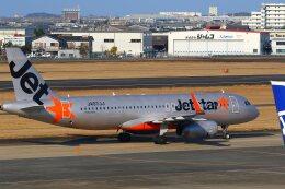 khideさんが、宮崎空港で撮影したジェットスター・ジャパン A320-232の航空フォト(飛行機 写真・画像)